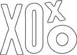 XOXO die (10066)