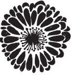 Brush Flower Head (1286f)