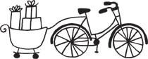 Birthday Bike (1374g)