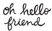 oh hello friend (1481e)