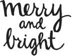 merry and bright (1516e)