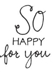 So Happy For You (1543e)