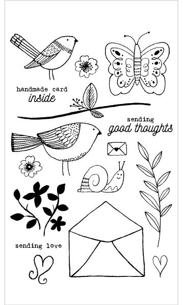 Flora & Fauna Aviary Love Set 20158