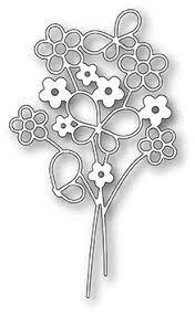 sale - poppystamps garden bouquet 2016