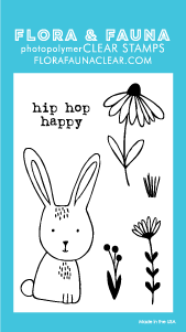 Flora and Fauna Mini Hip Hop Bunny 20242