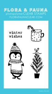 Flora and Fauna Mini Penguin Wishes Set 20277