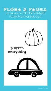 Flora and Fauna Mini Pumpkin Everything Set 20282