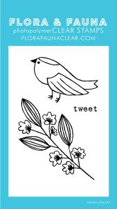 Flora and Fauna Mini Tweet Tweet 20312