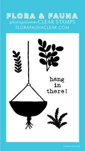 Flora and Fauna Mini Hanging Plant 20314