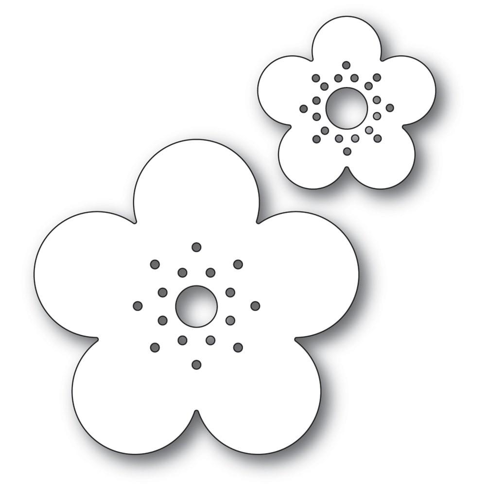 Poppystamps Flora Blooms 2333