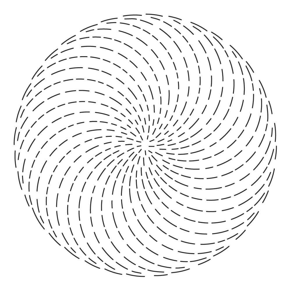 Poppystamps Whittle Spinner Background 2341