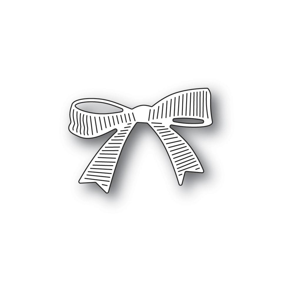 Poppy Grosgrain Bow 2358