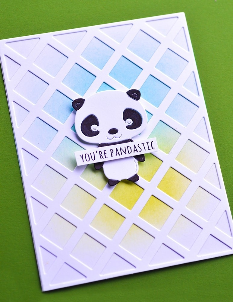 Poppystamps Whittle Giant Panda 2379