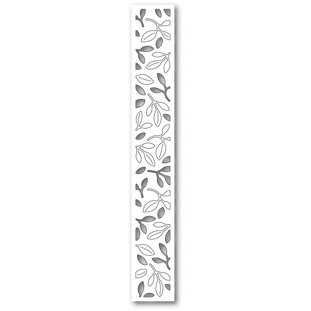 Poppystamps Slim Leafy Collage 2452