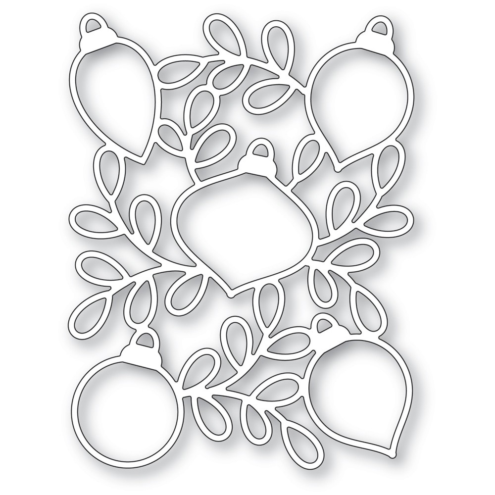 poppystamps Ornament Background 2483