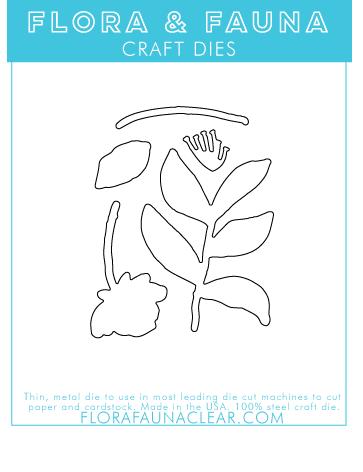 Flora and Fauna Build a Flower Matching Set 30275