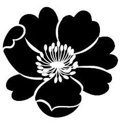 5359E - garden bloom