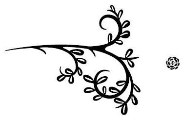 5372F- swirly branch combo