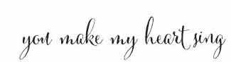 5457d - make my heart sing