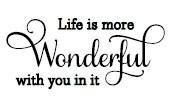 5465c - life is more wonderful