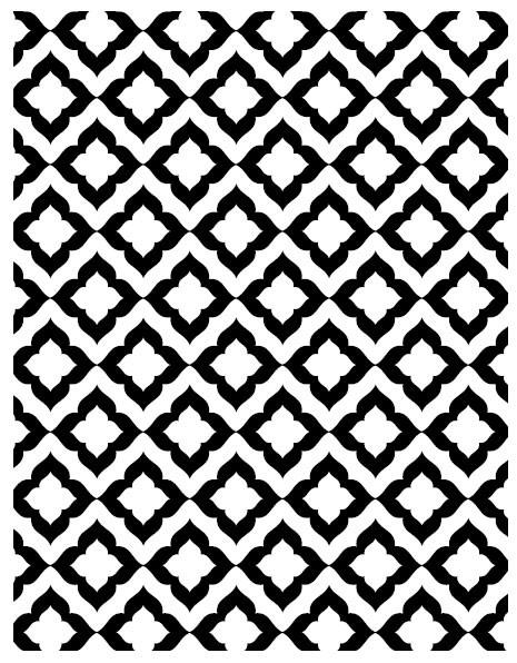 5470k - moroccan tile background