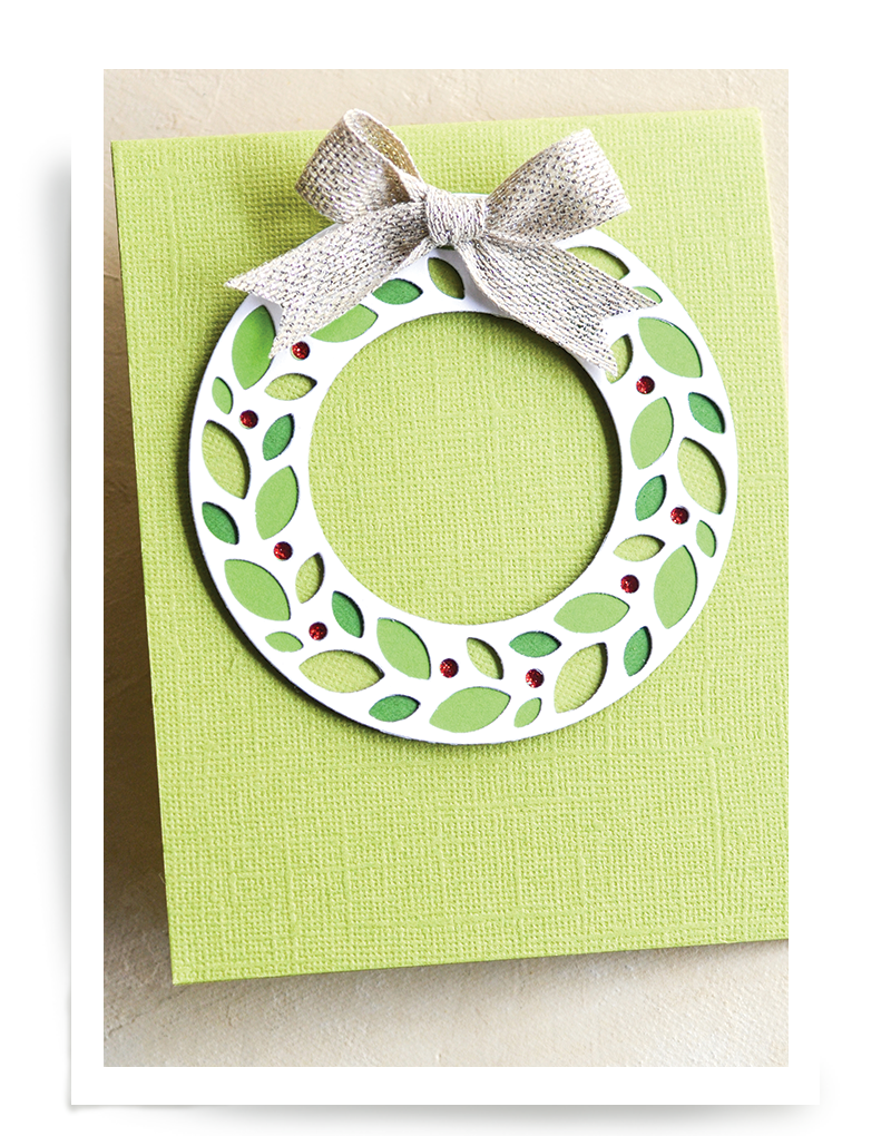 Birch Press Wreath Layer Set 56088