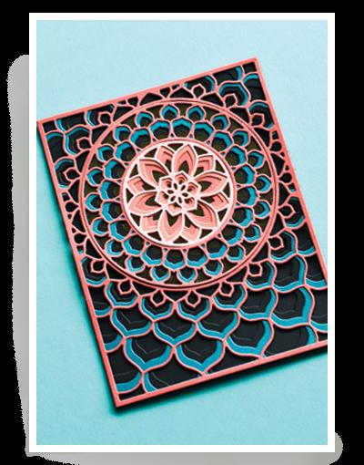 Birch Press Epiphany Plate Layer Set 56098