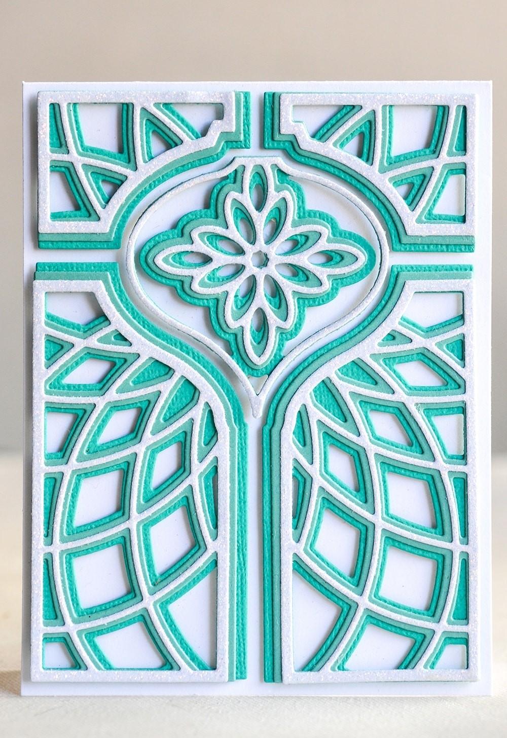 Birch Press Nobilia Ornament Plate Layer Set 56112