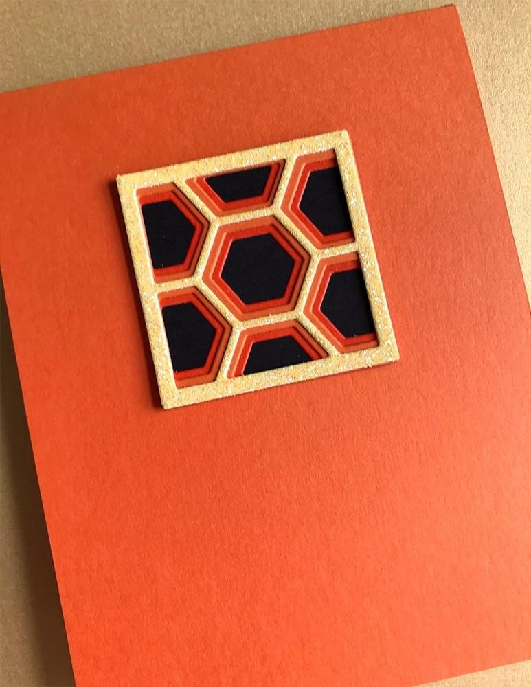 Birch Press Honeycomb Mini Tile Layer Set 56125