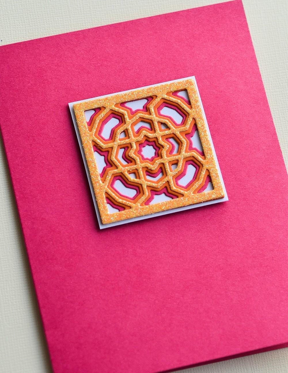 Birch Press Grandiose Mini Tile Layer Set 56129