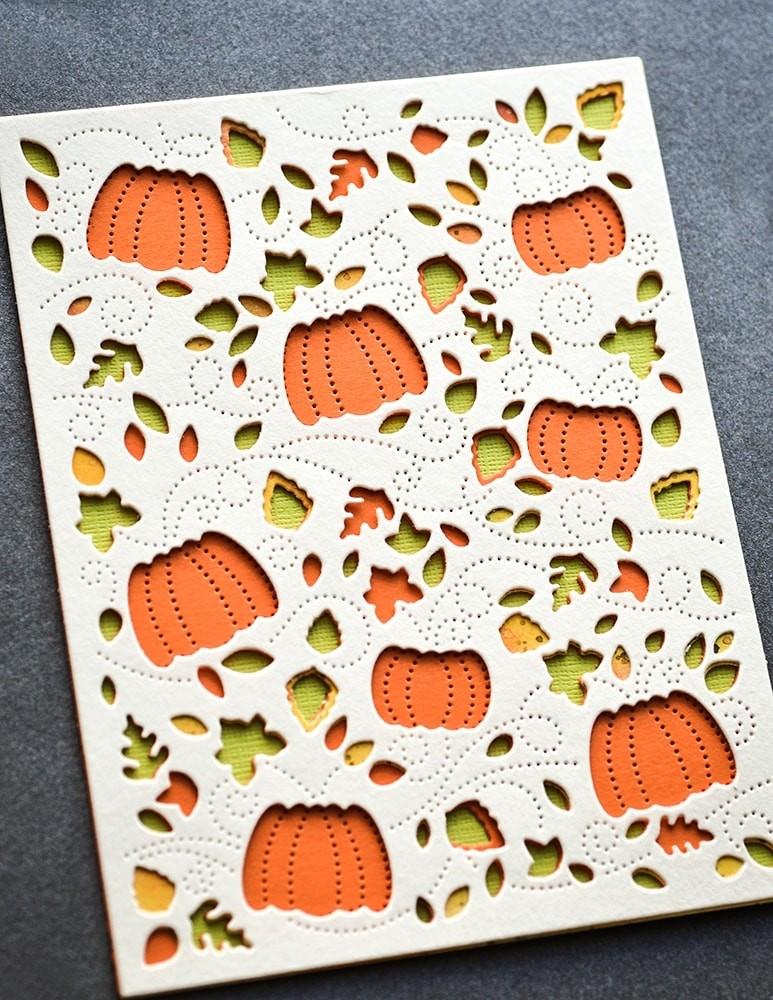 Birch Press Autumn Breeze Plate Layer Set