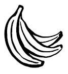 5630c - bunch of bananas