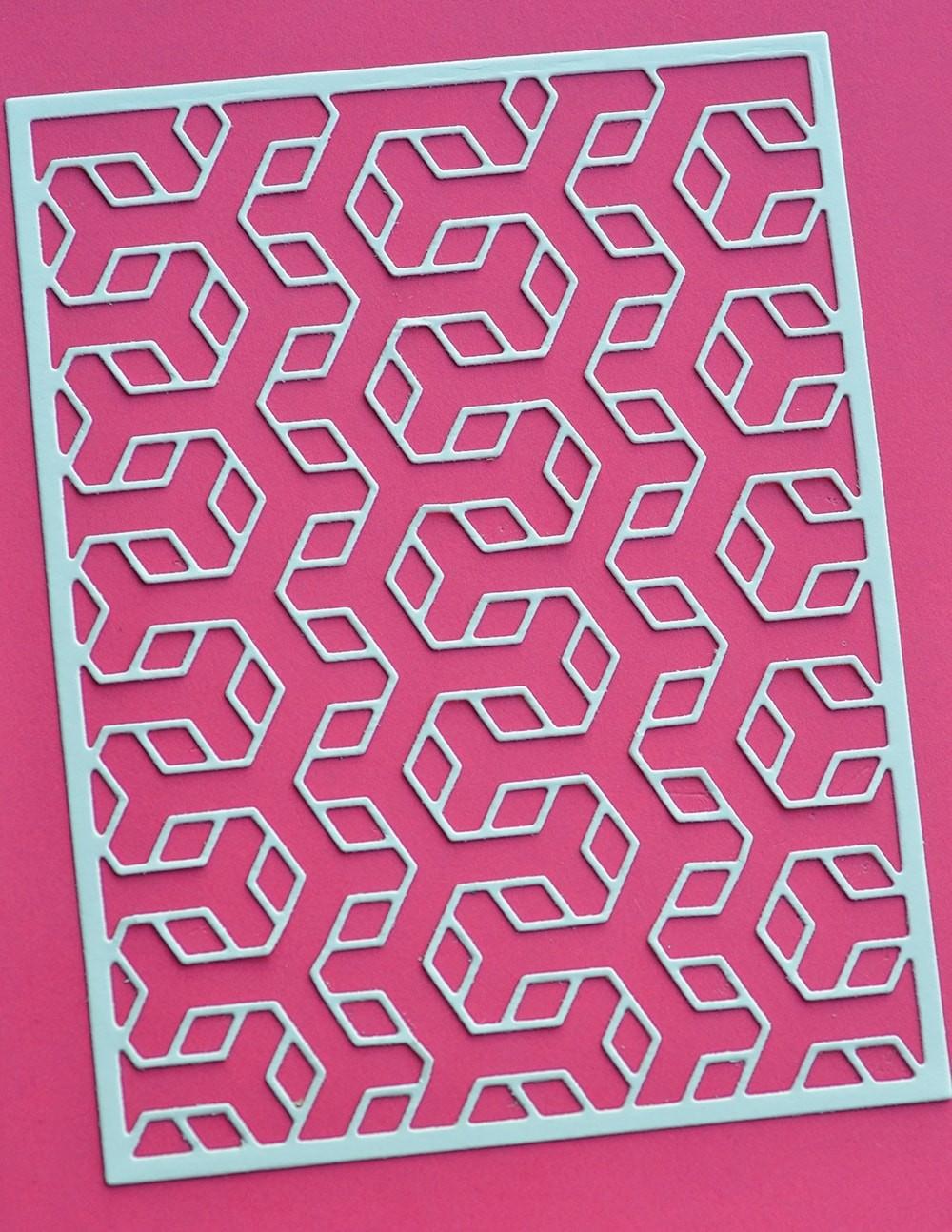 Birch Press Interlock Frame 57450