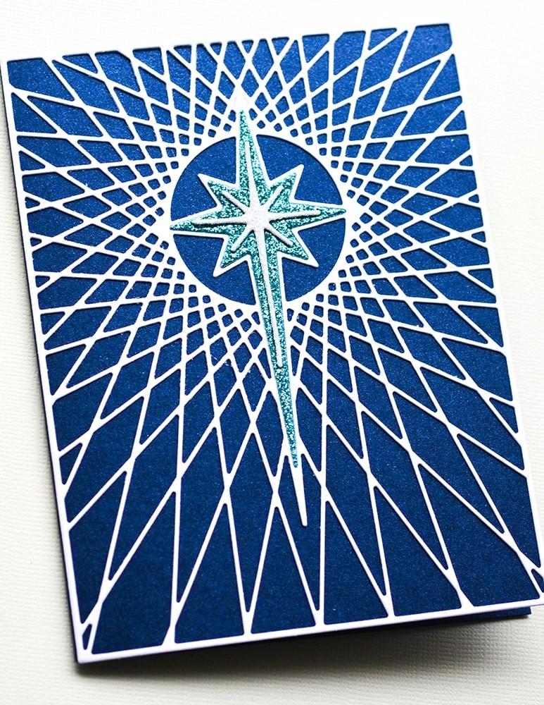 Birch Press String Art Nativity Star 57380