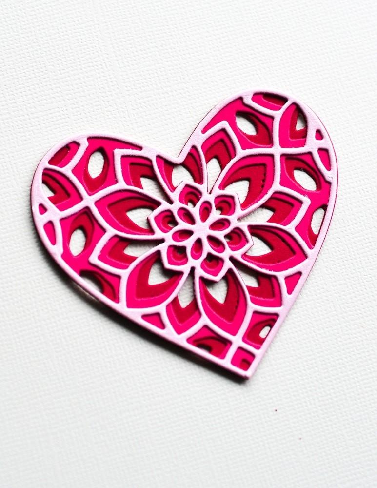 Birch Press Kinsley Heart Layer Set 57399
