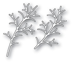 Memory Box Holiday Twigs 94016