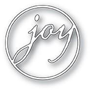 SALE - Memory Box Joy Circle Die 94019