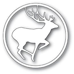 SALE - Memory Box Running Elk Die 94051