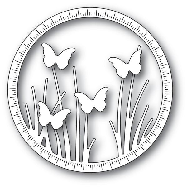SALE - Memory Box Butterfly Meadow die 94238