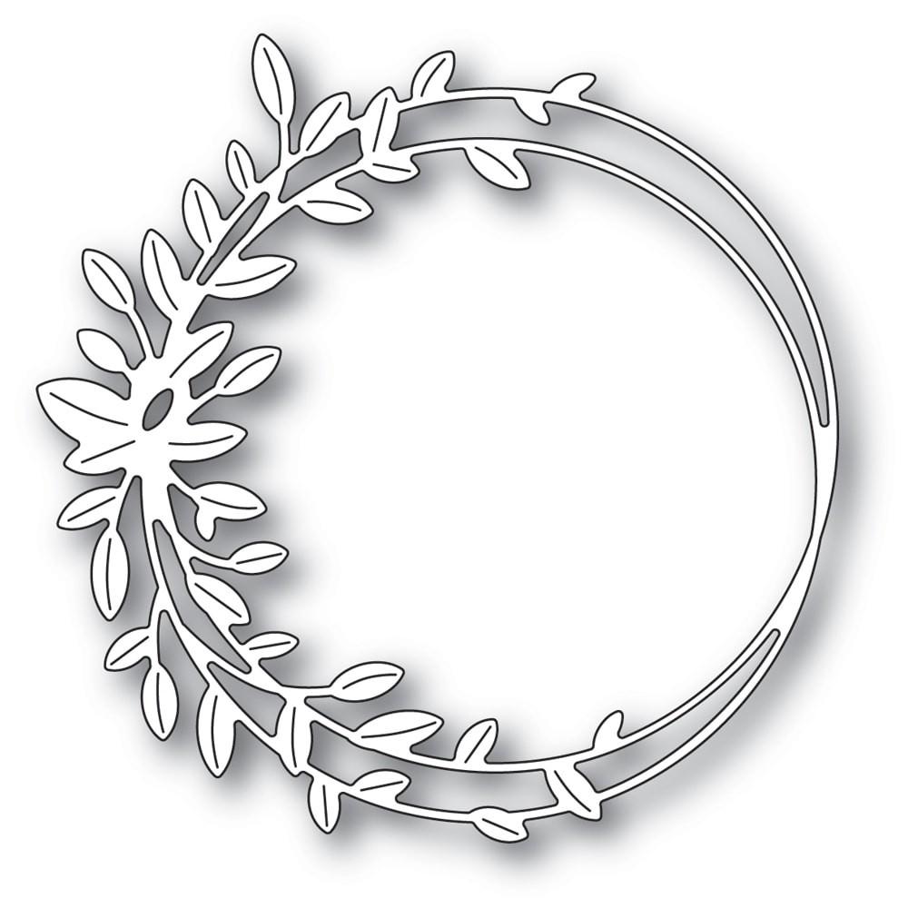 Memory Box Jovial Wreath Die 94305