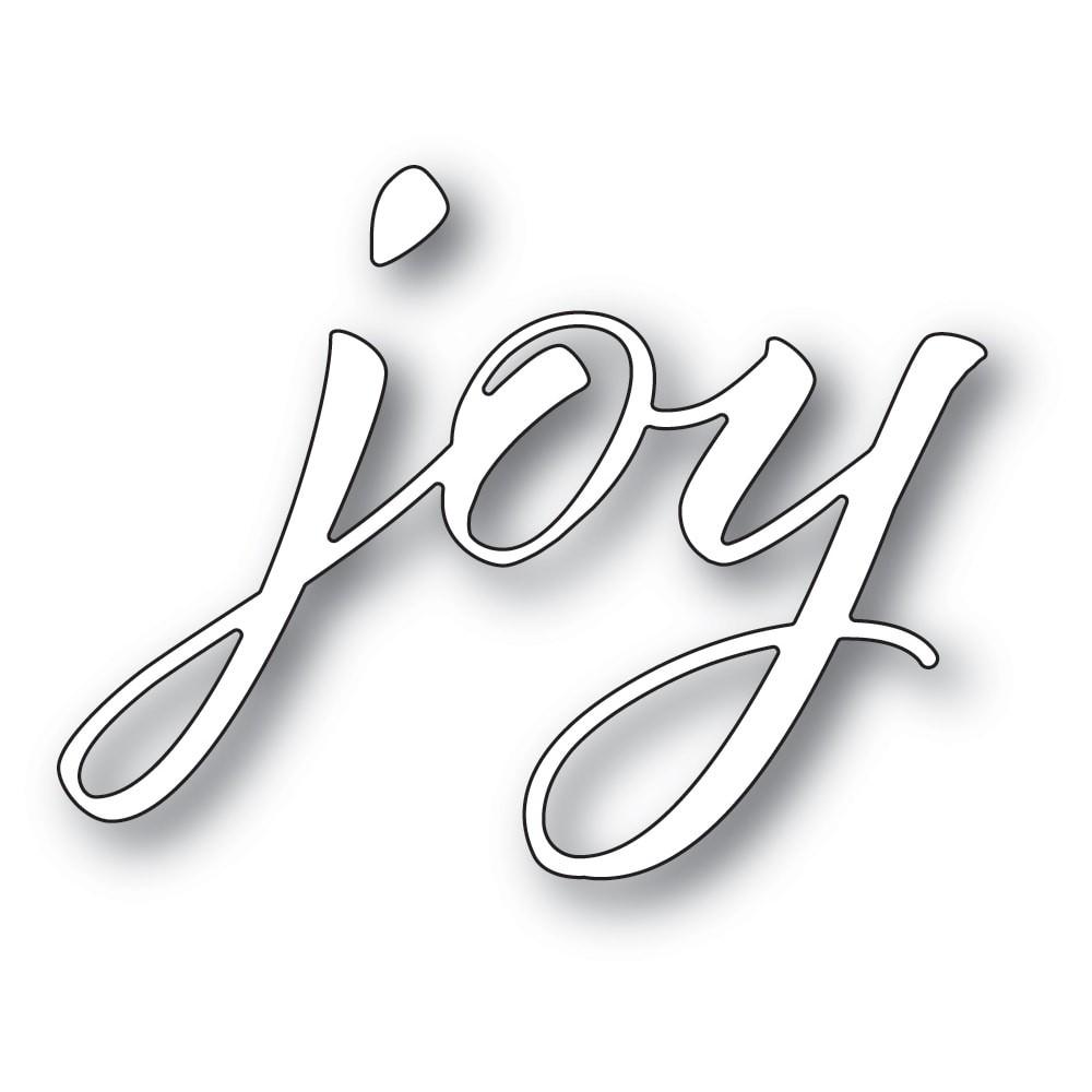 Memory Box Joy Airy Script Die 94325