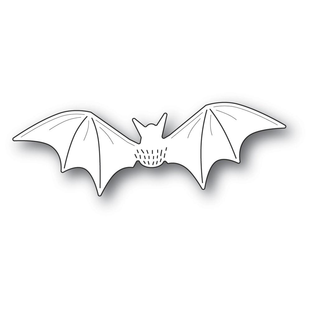 Memory Box Cave Bat Die 94358