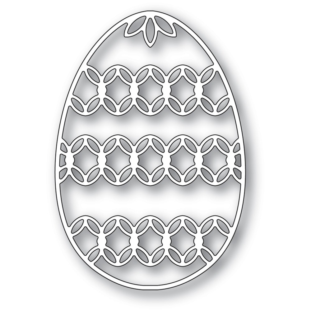 Memory Box Emmaline Egg 94425