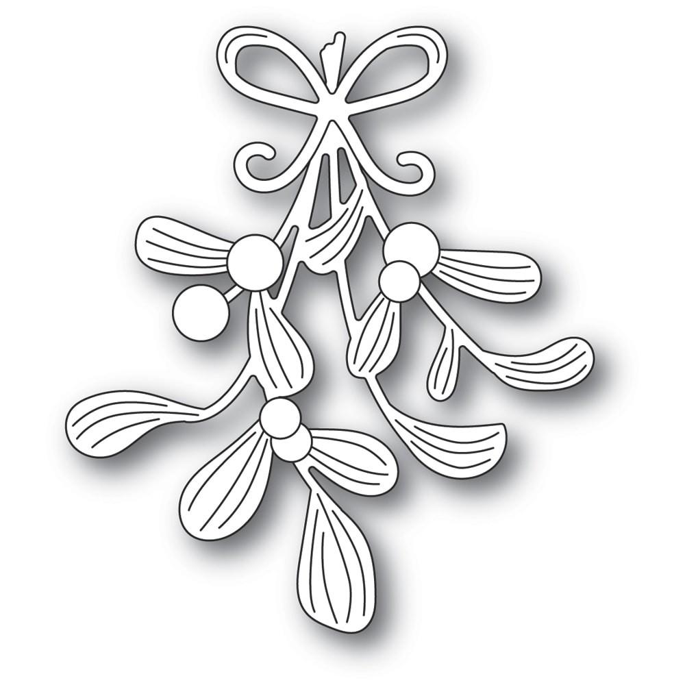 Memory Box Mistletoe Bundle 94484