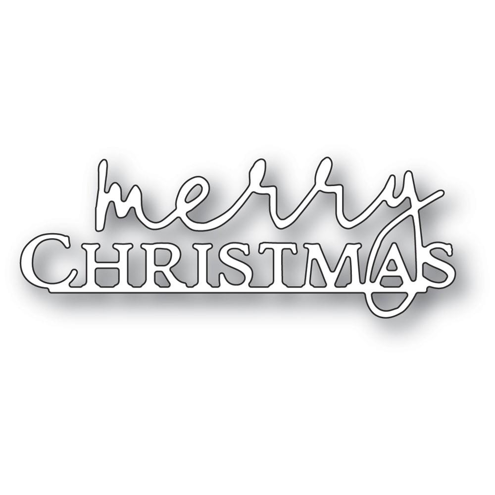 Memory Box Special Merry Christmas  94499