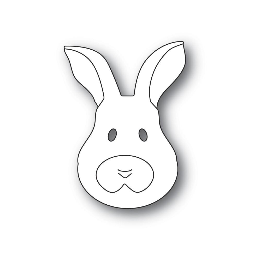 Memory Box Bunny Face 94545