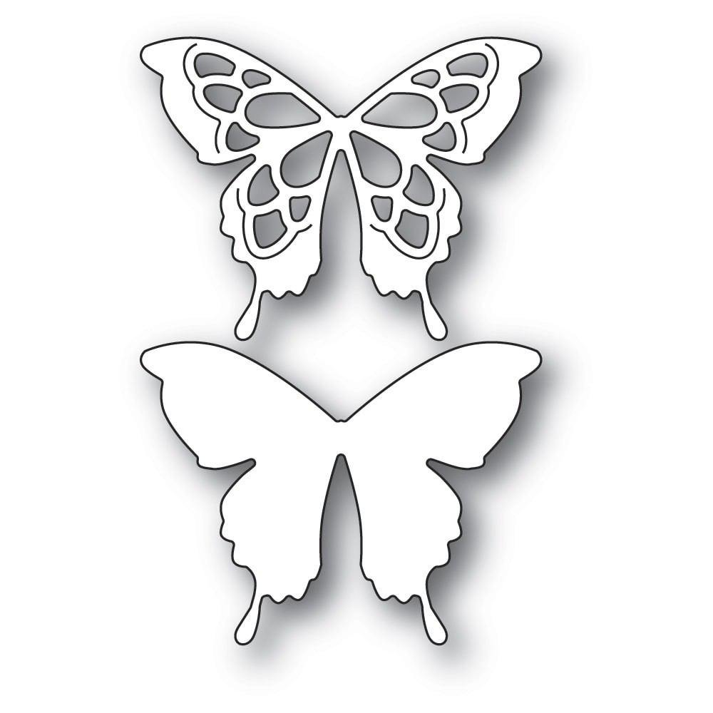 Memory Box Glade Butterfly 94578