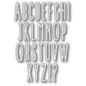Memory Box Twiggy Alphabet 94581
