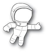 SALE - Memory Box Astro Suit Die 99973