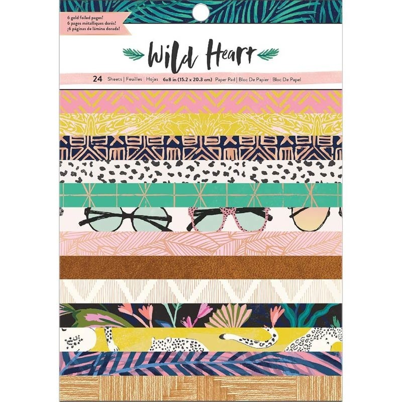 Wild Heart Paper Pack
